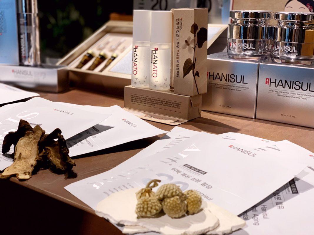 Showroom trưng bày Gel Đông y đặc trị chống viêm da dị ứng Hanato Gel Mist Ato tại tphcm