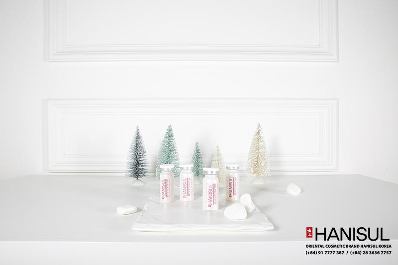 Mỹ phẩm thiên nhiên Hanisul an toàn và tin cậy cho khách hàng đem lại vẻ đẹp tự nhiên